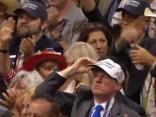 Republikāņu partija oficiāli nominē Trampu ASV prezidenta amatam
