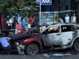 Kijevā automobiļa eksplozijā gājis bojā žurnālists Pāvels Šeremets