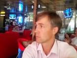 Томс Силениекс. Интервью. Киев. Наiвные путешестве