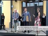 Rotko mākslas centrā pirmā keramikas biennāle Latvijā