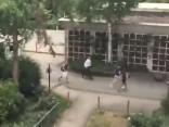 Minhenē McDonald's restorāna apkārtnē notikusi apšaude