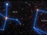Virtuāls lidojums uz galaktiku kopu Abell S1063