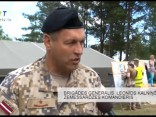 Aizritējušas Latvijas zemessardzes 25. vasaras sporta spēles