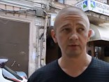 Очевидец убийства журналиста Павла Шеремета рассказал о моменте взрыва