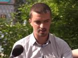 Алексей Стетюха и Валентин Роженцов вернулись в Латвию. Интервью о поездке.