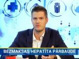 Iedzīvotāji tiek aicināt veikt bezmaksas C hepatīta pābaudes