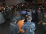 Armēnijā policijas un opozīcijas sadursmēs vismaz 60 ievainoto