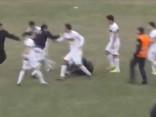 Video: Argentīnas futbolā kārtējo reizi vardarbība