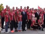 Klāt četrgades sporta kulminācija. Aiziet, Latvija! Rio 2016
