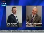 Parex vadītājam kā Znarokam ir jāmācās runāt latviski
