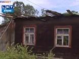 Vētra izposta Latvijas austrumu daļu