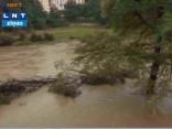 Plūdi Eiropas vidienē ar cilvēku upuriem