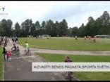 Aizvadīti Bēnes pagasta sporta svētki