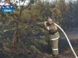 Krievija  lūdz Latvijas palīdzību mežu ugunsgrēku dzēšanā