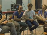 Noskaties, kā «The Sound Poets» gatavojas šīs vasaras vienīgajam koncertam