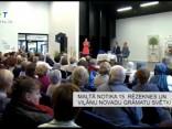 Maltā notika Rēzeknes un Viļānu novadu grāmatu svētki