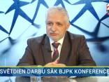 Svētdien sākas Baltijas jūras parlamentārā konference