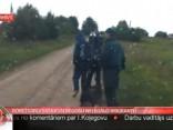 Robežsargi sašāvuši bēgošu nelegālo imigrantu