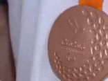 Paraolimpieši atgriežas ar medaļām