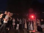 Māris un Marija: kāzu deja Līvu ritmos