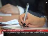 Ķīnā apgūst latviešu valodu