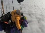 Skaisti: gaisa balonā no Vācijas līdz Grieķijai