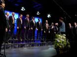 1. Starptautiskā Baltijas jūras koru konkursa brīvās izvēles programma