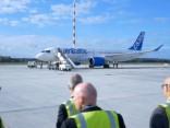 Bombardier CS300 uzsāk Austrumeiropas tūri kopā ar pirmo lidmašīnas operatoru airBaltic