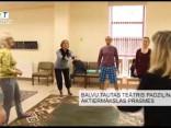 Balvu tautas teātris padziļina aktiermākslas prasmes