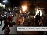 ReStArt - Daugavpilī dzīvo māksla