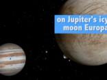 Ar Hubble teleskopu, iespējams, iemūžināti geizeri uz Eiropas