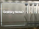 «Galaxy Note 7» problēmas izraisa «Samsung» akcijas cenas būtisku kritumu
