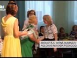Skolotāju dienā sumināti Aglonas novada pedagogi
