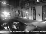 VIDEO: Pēc pakaļdzīšanās pie Grīziņkalna notverts autovadītājs bez tiesībām