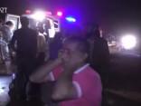 Bumbas sprādzienā pie Sīrijas nemiernieku kontrolpunkta gājuši bojā 17 cilvēki