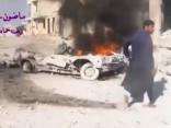 Uzlidojumā Alepo šajās dienās gājusi bojā arī 14 cilvēku ģimene
