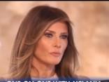 Melānija Trampa kaismīgi aizstāv vīru: visas apsūdzības esot nelabvēļu meli