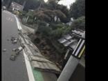 Japānā reģistrēta 6,6 magnitūdu zemestrīce; brīdina par cunami