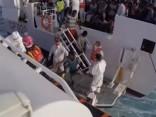Itālijas krasta apsardze: vienā dienā izglābti vismaz 3 300 migranti