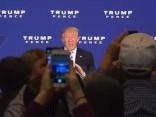 Tramps «Getisburgas uzrunā» izklāsta plānu prezidentūras pirmajām 100 dienām