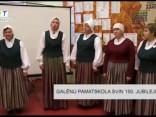 Galēnu pamatskola svin 150. jubileju