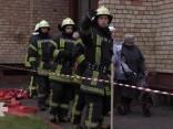 Mācību dēļ evakuē teju 100 gados vecus pacientus no sociālā centra Rīgā