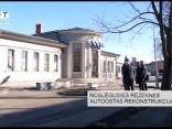 Noslēgusies Rēzeknes Autoostas rekonstrukcija