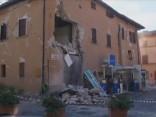 Itālijas vidieni satricina trīs zemestrīces