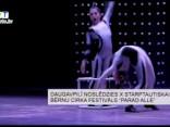 """Daugavpilī noslēdzies X starptautiskais bērnu cirka festivāls """"Parad Alle"""""""