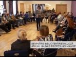 Seminārs bibliotekāriem Ludzā atklāj jaunas profesijas nianses