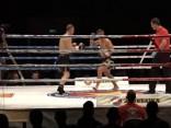 Закулисье боев К-1 Klondaika Fight Arena