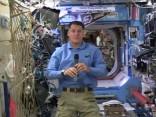 Astronauts atklāj, ar ko mielosies Pateicības dienā