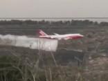 Izraēlā ugunsdzēsējiem izdevies apdzēst plašos savvaļas ugunsgrēkus Rietumkrastā
