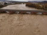 Itālijā lietus izraisa milzu plūdus